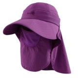 Hatカスタム余暇の日曜日バイザーの帽子の女性