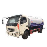 3000 litros de agua Dongfeng Camión 4X2 camiones tanque de agua para la venta de camiones de agua móvil