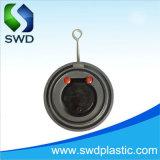 Klep van de Controle van het Wafeltje van pvc van DIN de Standaard