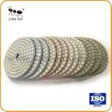 Preço grossista bom fabrico de almofada de polir Diamante