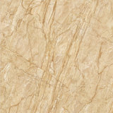 Marmorsteingute Qualitätschina-volle Karosserie glasig-glänzende Porzellan-Fußboden-Fliesen der serien-600X600mm