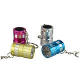 Горячие продажи мини-Multi светодиодный фонарик свете факелов бутылок цепочки ключей