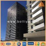 Material interior composto de alumínio da parede do metal da parede exterior