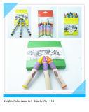 10 kleuren 1.0cm Kleurpotloden voor Studenten en Jonge geitjes