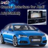 Поверхность стыка камеры для Audi A6 (4GMMI) 2017 с птицей GPS DVR поддержки 360 функции Rearview Frontview