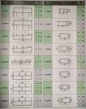 Aluminium der Skizze der Schärpe Windows der Serien-GS96 mit guter Qualität