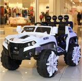 La conduite de bébé sur le coffre-fort de moto de bébé de véhicule badine le véhicule électrique de jouet