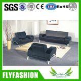 Sofá de couro ajustado do sofá da mobília de escritório