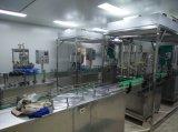 가득 차있는 자동적인 2000L/H 우유 가공 기계