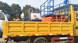 20m Dongfeng 훅 공중 플래트홈 트럭을%s 가진 공중 작동되는 물통 트럭