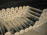caucho de espuma del papel de aluminio de 2m m sido la base para el suelo de madera