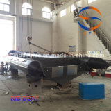 Aluminium-FRP Rippe des 12m aufblasbare Luftsack-