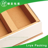 Складывание бумаги упаковке/ косметическом салоне с вкладышем