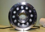 Fenlin RGB 7 Unterwasserbrunnen-Licht der Farben-Änderungs-LED