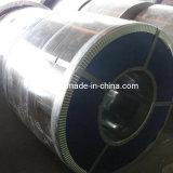 Bobina de aço galvanizado Z180 Material de Aço Galvanizado a folha de revestimentos betumados SGCC G550