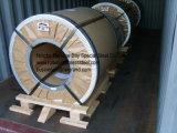 L'acciaio galvanizzato tuffato caldo mette a nudo il tipo standard secondario a/JIS SGCC standard del CS dei materiali ASTM di qualità principale