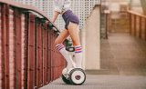 "10 "" Hoverboard 건전지 경량 전기 스쿠터 또는 각자 균형 스쿠터"