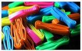 最も新しいプラスチック注入の管付属品型