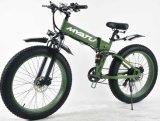 뚱뚱한 전기 산악 자전거 광저우