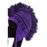 I cappelli di inverno della ragazza delle donne lavorano a maglia il cappello caldo molle del Beanie di Earflap