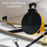 UL/сертифицированных ETL 30FT втягивающийся удлинительный шнур мотовила - установка на стену или потолок - 16