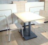 4seater 현대 대중음식점 테이블 및 의자