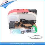 Impressora de cartões de PVC/Impressora de cartões de plástico/aluno cartão de identificação da máquina de impressão com baixo ruído em serviço
