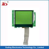 Tn LCD con la pantalla de visualización de Backguound LCD de la Negro-Máscara