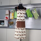 Logo를 가진 인쇄된 Designed Cute Cooking Aprons