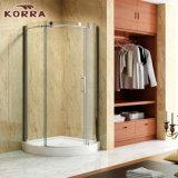Sitio de ducha del cuadrante con la puerta deslizante 2