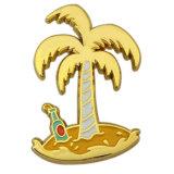 Tema Vacational Badge com logotipo personalizado