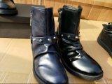 Кожаную обувь в наличии для мужчин в зимнее время
