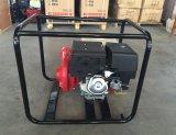 Tipo bomba de Honda de água psta do ferro do motor de gasolina para o sul - mercado americano