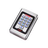 戸口の呼び鈴およびRFIDのカード読取り装置が付いている熱い販売の金属のデジタルアクセス制御キーパッド