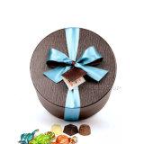 Design de luxo de tamanho personalizado de papel caixa de chocolate
