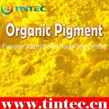さまざまなプラスチックへの有機性顔料の黄色151