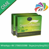 Grüner Gewicht-Verlust-Kaffee des Kaffee-1000