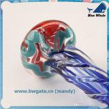 Fabbricazione principale Bw1-178 per il piccolo tubo di vetro di fumo del silicone (parti)