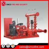 Dieselmotor-Zirkulations-Enden-Absaugung-Feuerbekämpfung-zentrifugale Wasser-Pumpe