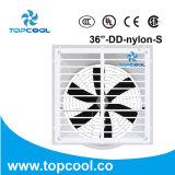 """"""" ventilateur d'aérage de refroidissement de la fibre de verre 36 fixée au mur"""