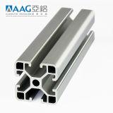 Alumínio extrudido com fenda T/perfil de alumínio
