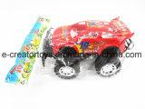 Трение Car 4 цвета смешанного трения игрушки автомобиль