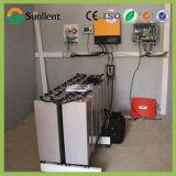 48V3kw del sistema eléctrico solar de la energía del panel solar de los kits del hogar de la red