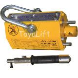 gerbeur magnétique permanent de la capacité 2t avec le facteur de sûreté de 3 fois