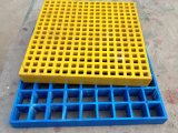 GRP FRP Faser-Fiberglas verstärkter Plastikvergitterungen