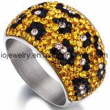 Juwelen de van uitstekende kwaliteit van de Douane van de Ring van de Schedel van Roestvrij staal 316