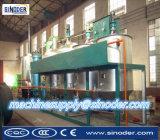 Máquina de la refinería de petróleo de soja de la planta de la refinería de petróleo de la máquina del refino de petróleo