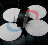 Haltbare lamellierte Gummipeilung-Auflage für Brücke