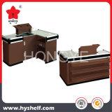 Supermarché électrique Compteur Checkuut avec ceinture de caisse
