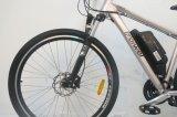熱い販売山の電気バイクフレーム電池の後部モーターハイドロリックブレーキの電気自転車Ebike